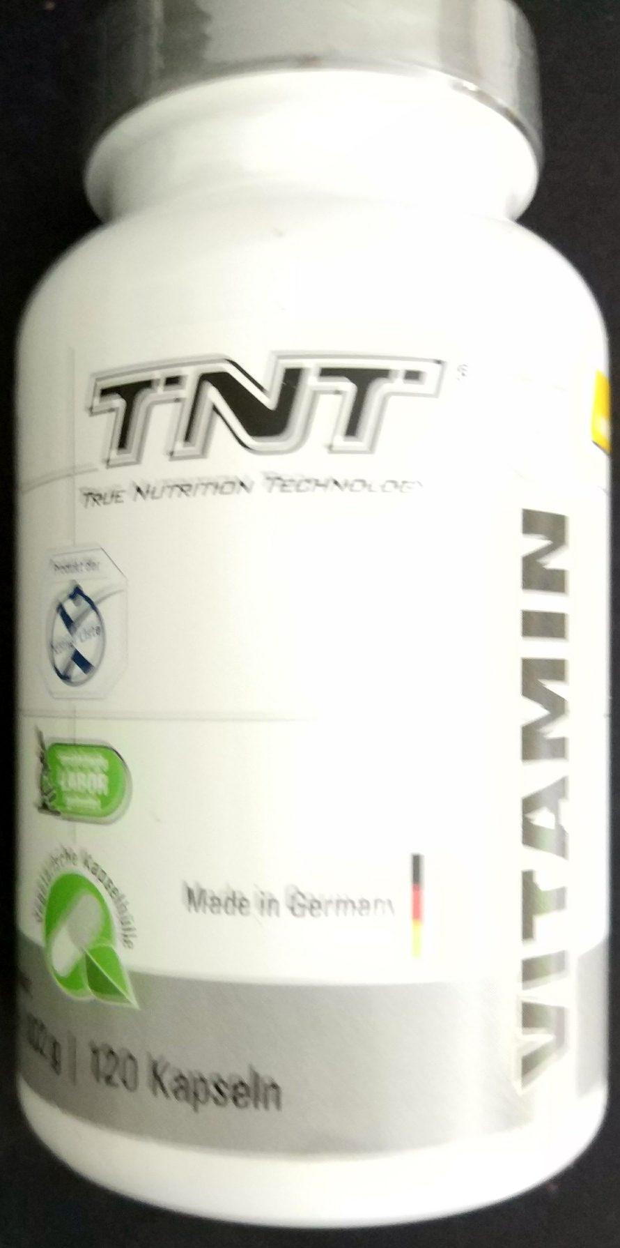 Vitamin C - Product