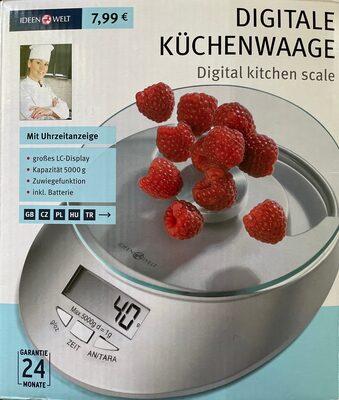 Digitale Küchenwaage - Product