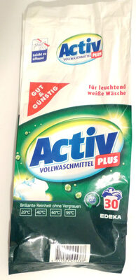 Activ Vollwaschmittel Plus - Product