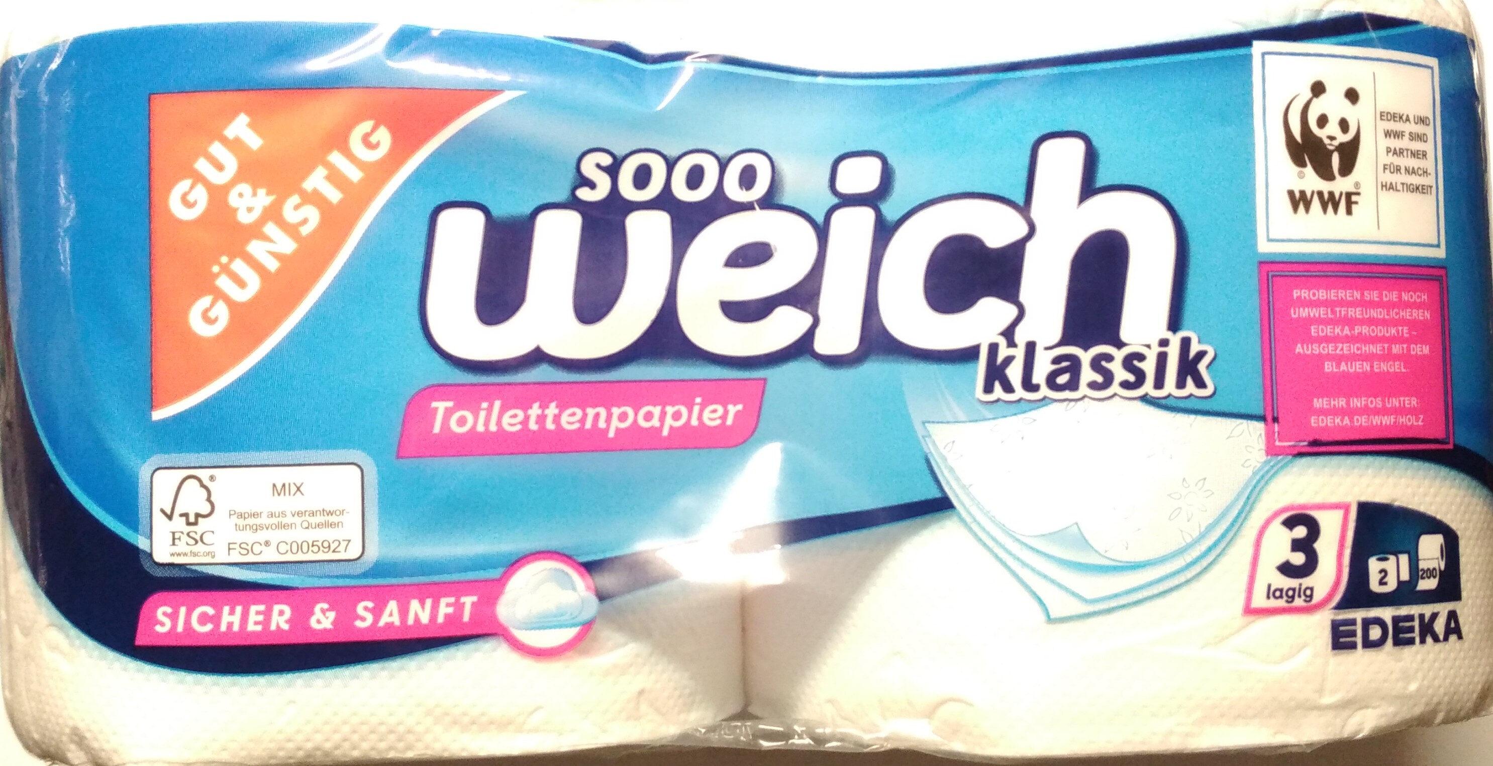 Toilettenpapier - Product - de
