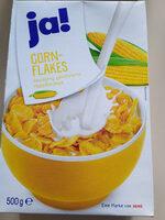 Ja Corn Flakes - Product - de