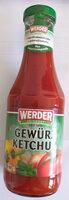 Werder Gewürzketchup - Product - de