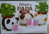 Papa garden - Product