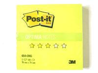 Стикеры Post-it «Оптима» [654-ONG] - Product