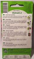 Beetroot Detroit 2 - Ingredients - en