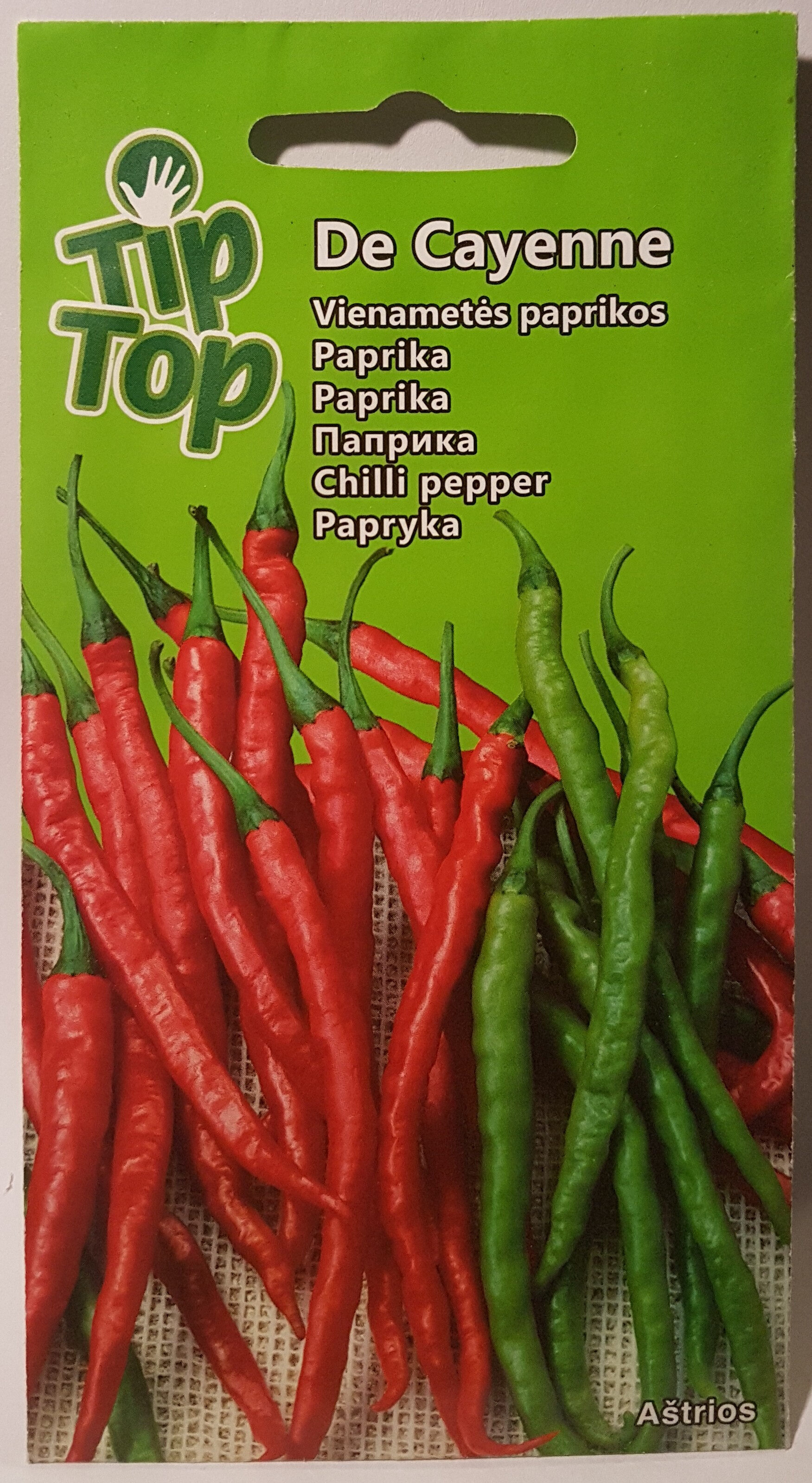 De Cayenne Chilli pepper - Product - en