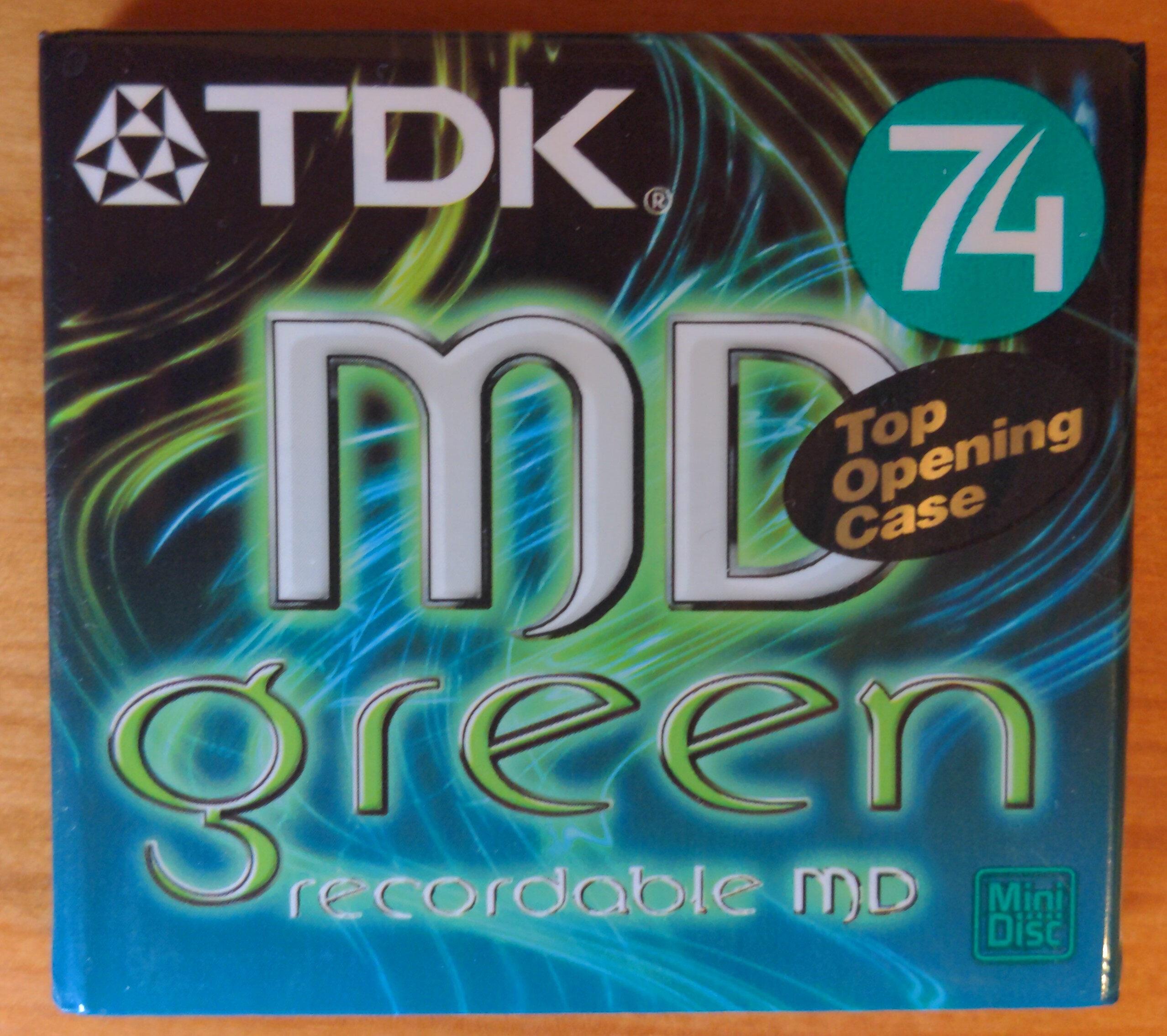 MD green - Product - en