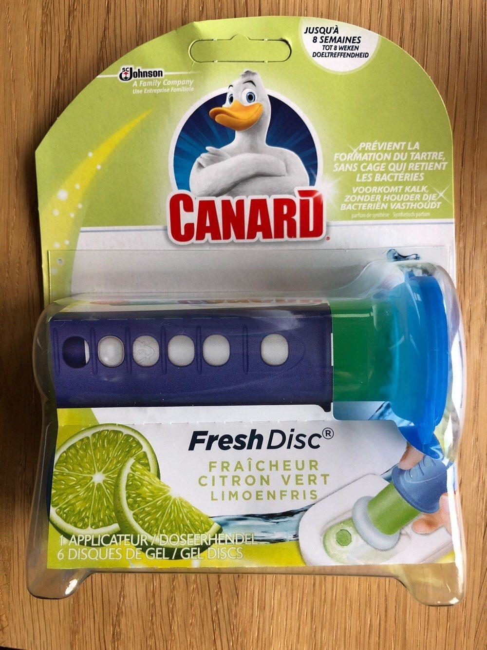 Fredh Disc Canard - Produit - ch
