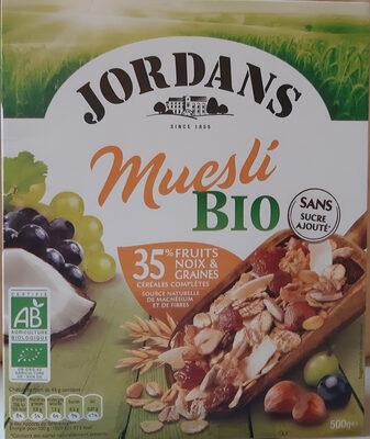 Mesli Bio - Product - fr
