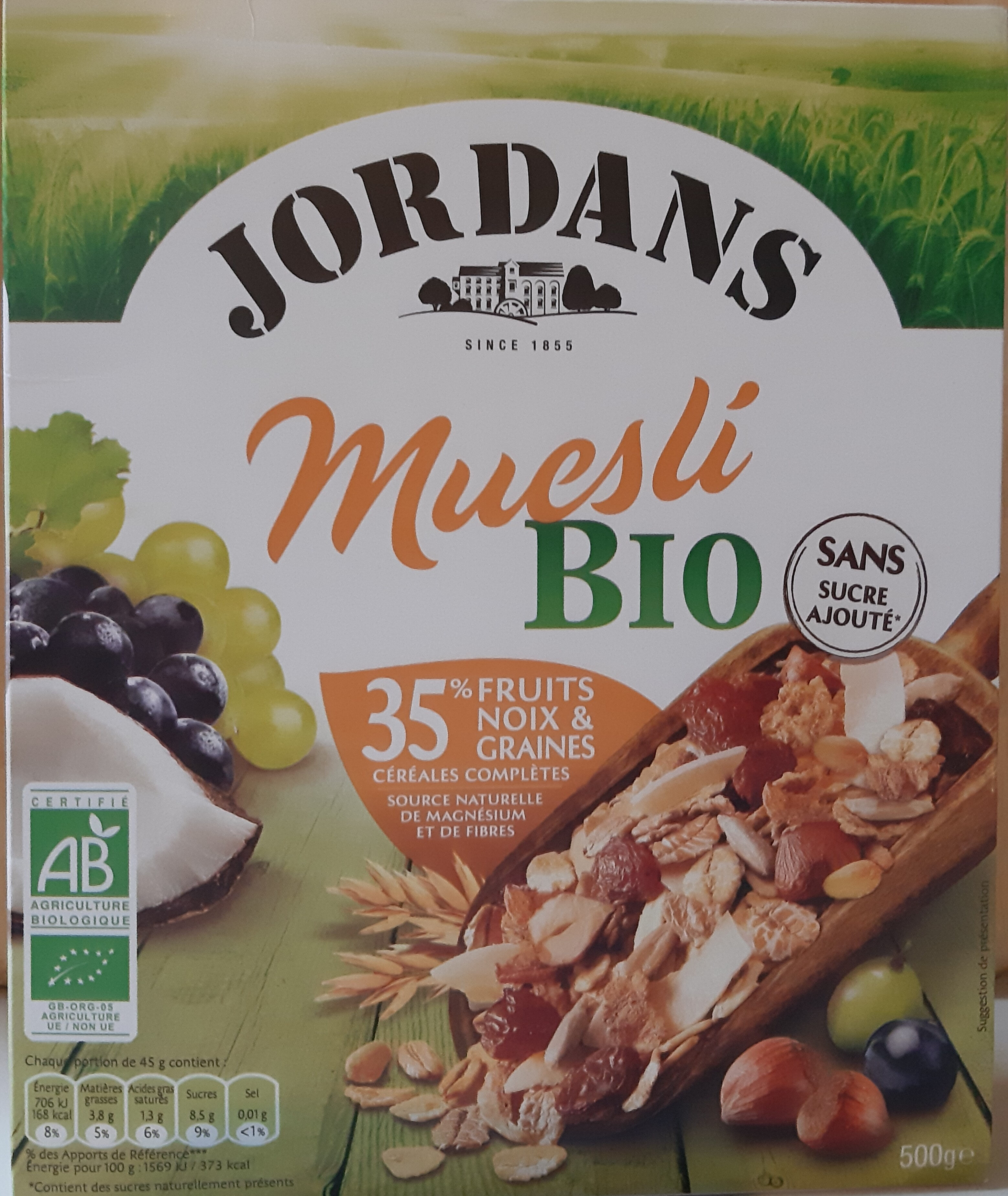 Mesli Bio - Product