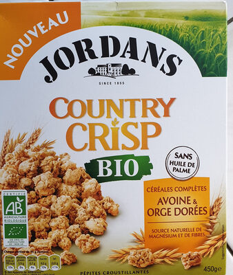 country crisp bio - Product - fr