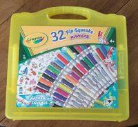 Mallette De 32 Feutres - Crayola - Product