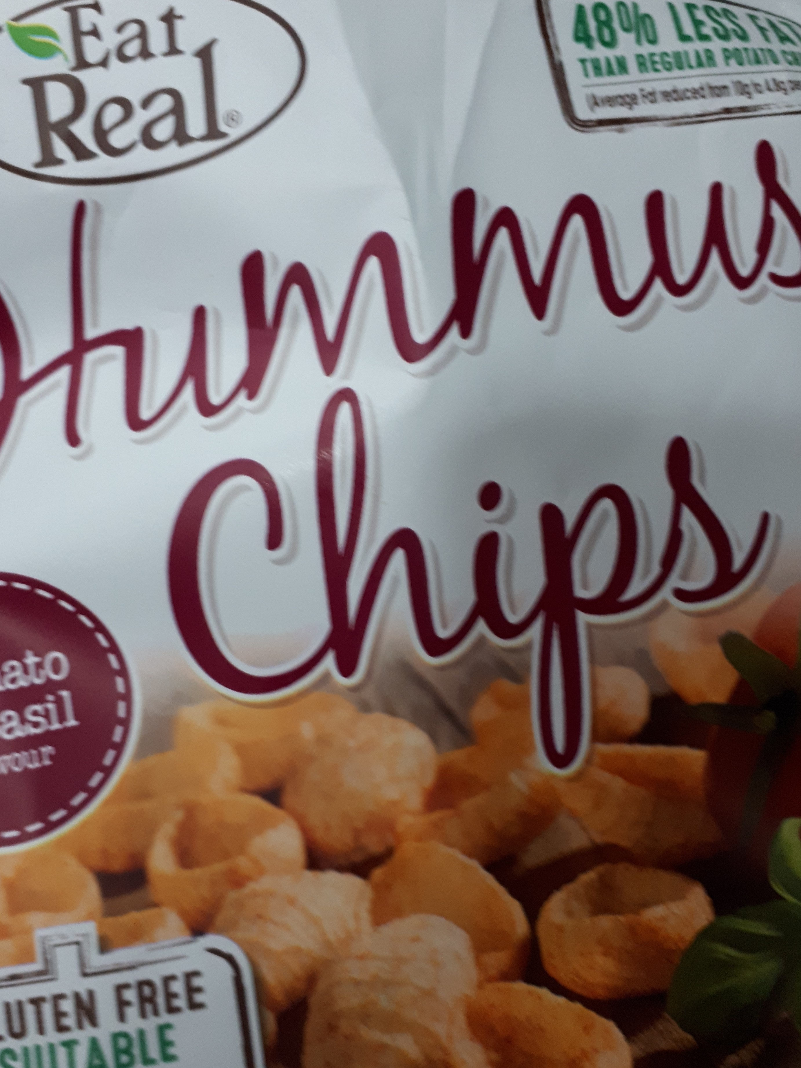 Hummus Chips - Product - fr