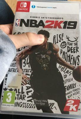 NBA2K19 - Produit - fr