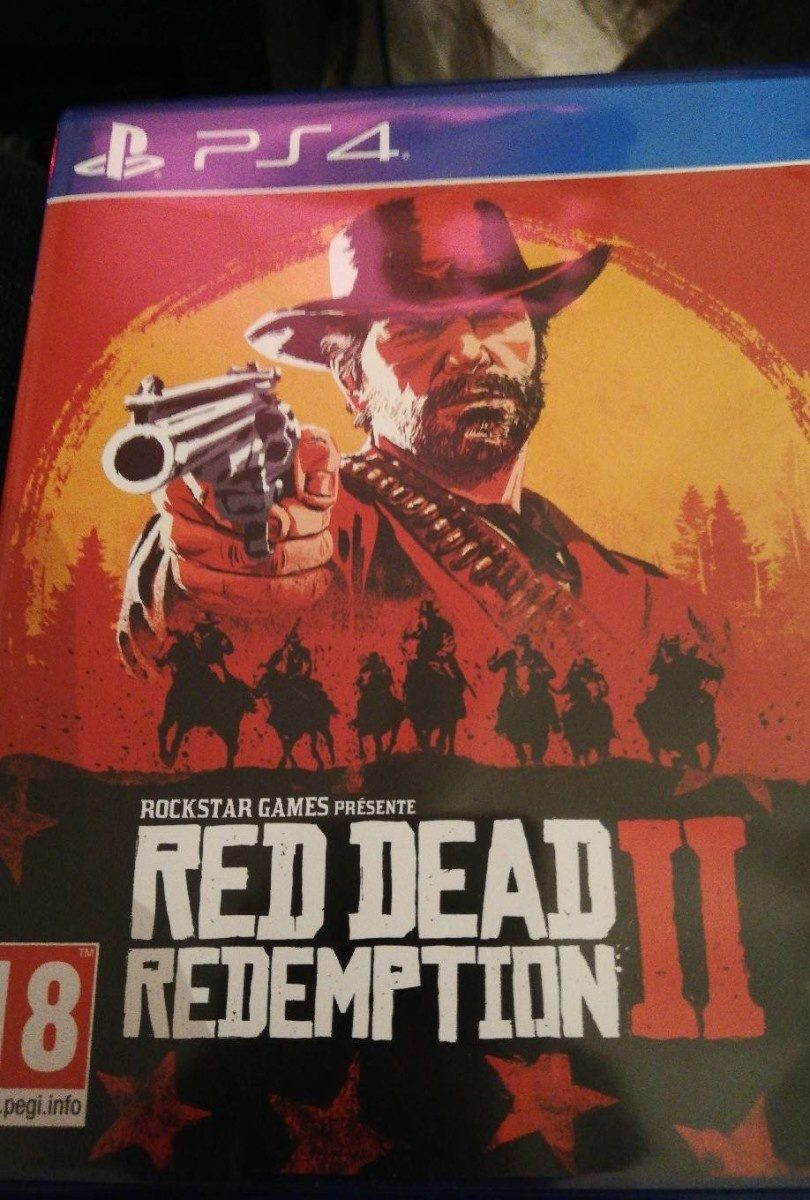 Red dead redemption 2 - Product