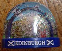 Edinburgh snowglobe - Product