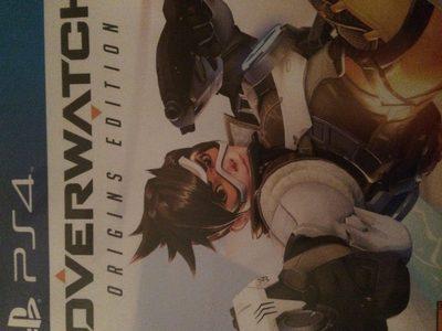 Jeu Playstation 4 - Overwatch Origins Edition - Ingredients