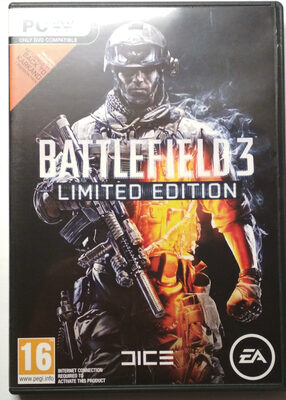 Battlefield 3 Limited Edition - Product - de