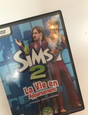 Les Sims 2 : La vie en Appartement - Product - fr