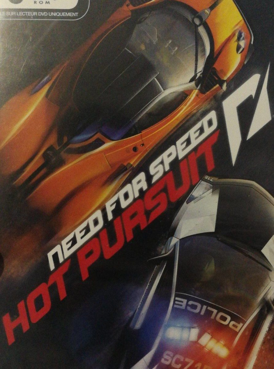 Need For Speed Hot Pursuit - Produit