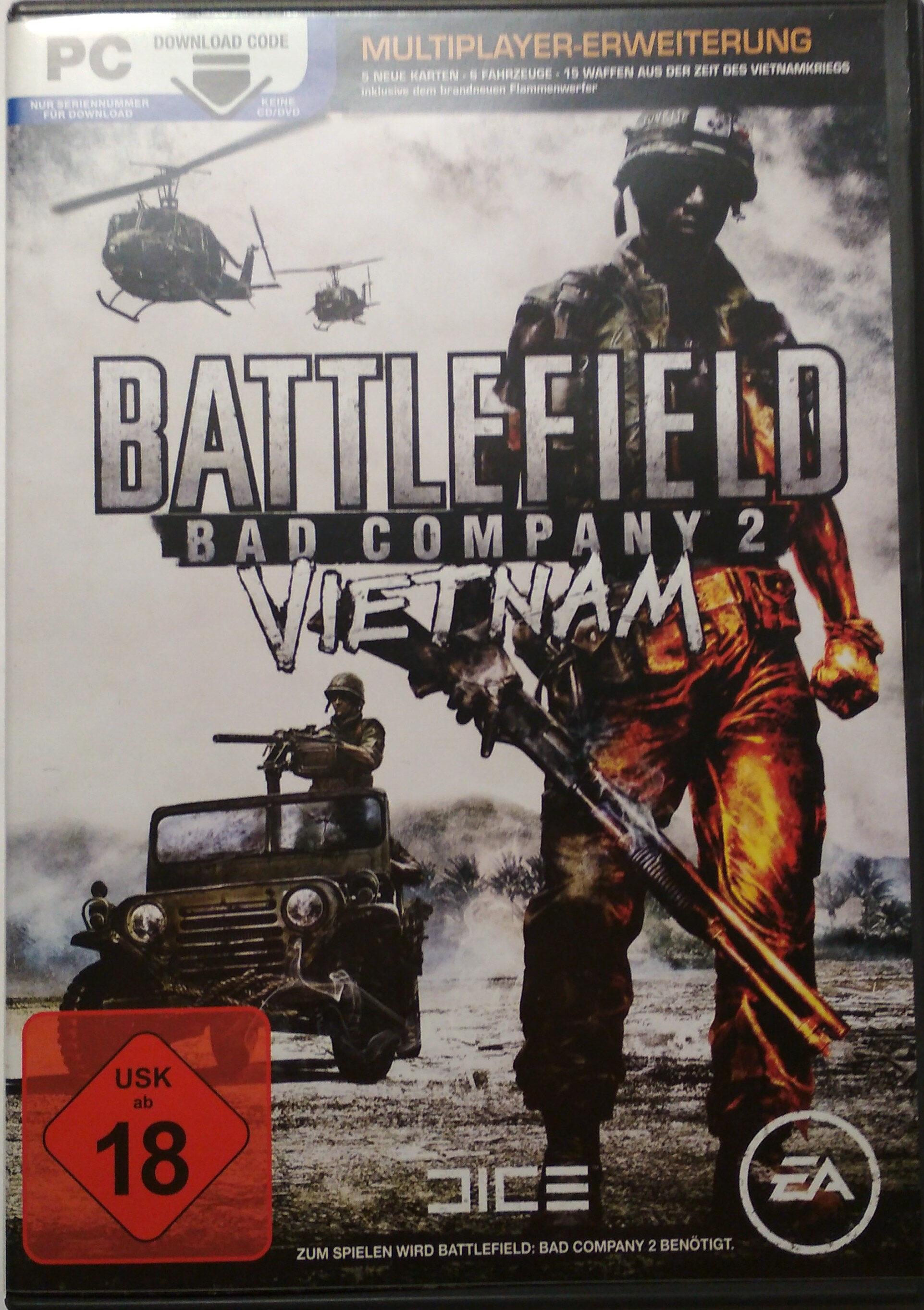 Battlefield Bad Company 2 Vietnam - Product - de