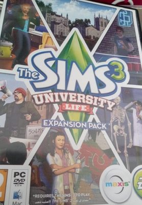 The Sims 3: University Life - Product - fr
