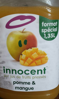 innocent - pomme & Mangue - Product