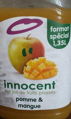 innocent - pomme & Mangue - Produit - fr