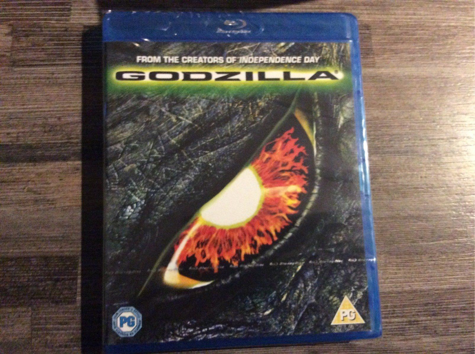 Godzilla le film - Produit