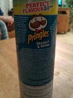 pringles sea salt & herbs - Produit
