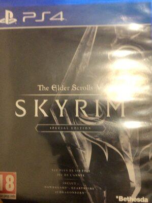 The Elder Scrolls V: Skyrim Special Edition - Jeu PS4 - Product - fr