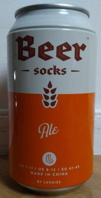 Beer socks Ale - Product