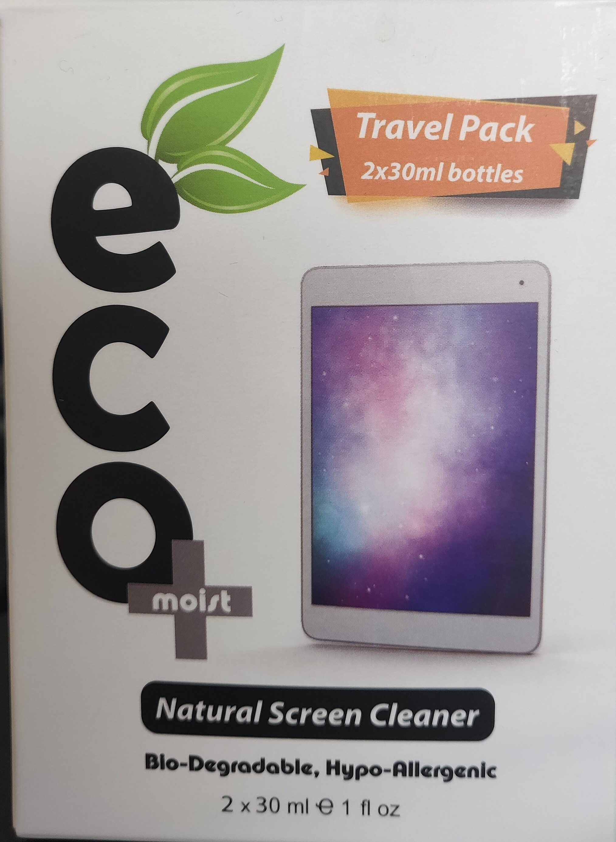 Natural Screen Cleaner - Produit - en