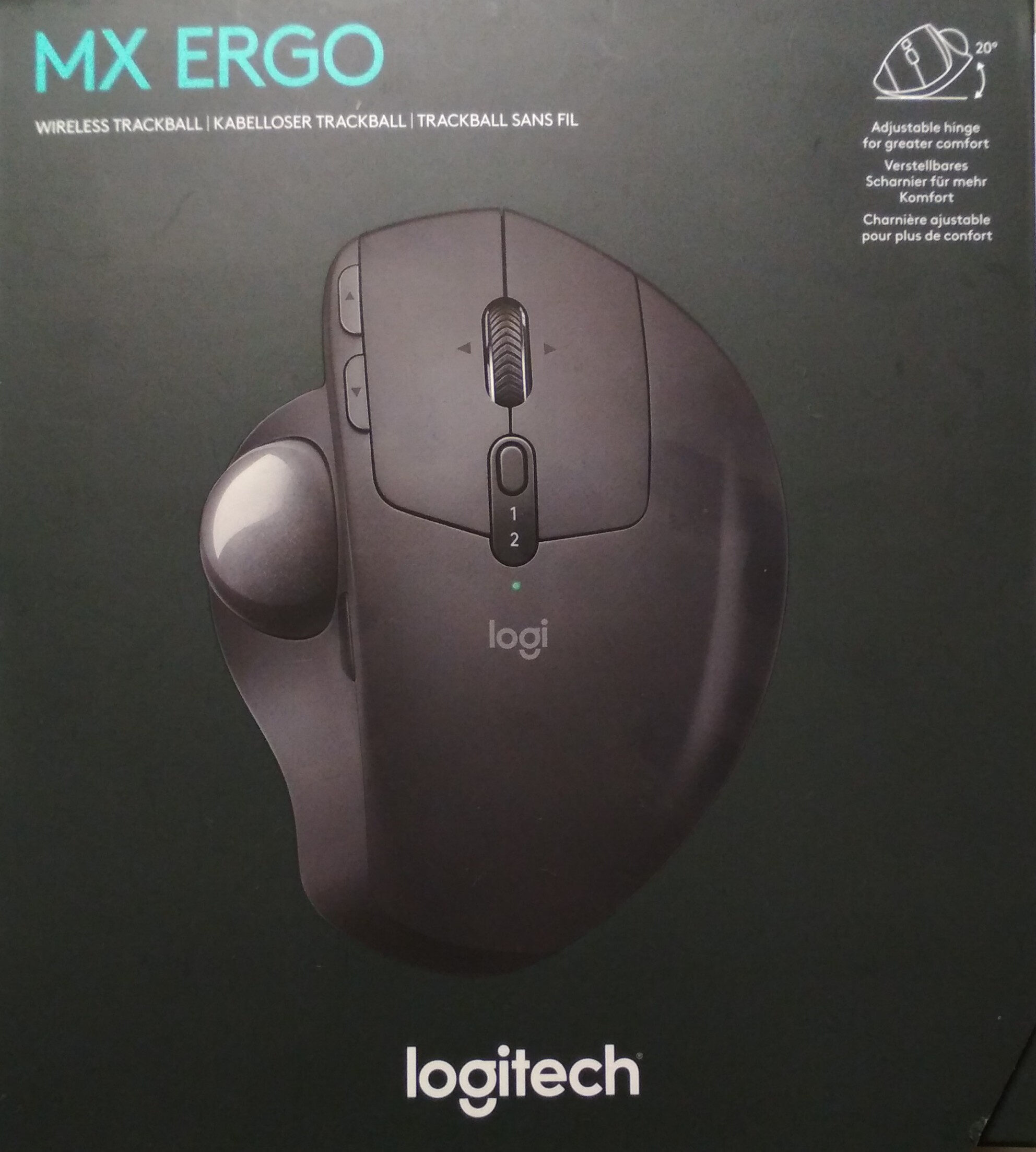 MX Ergo - Product - de