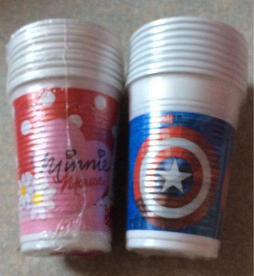 goblets en plastique - Produit