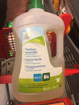 Lessive liquide - Product