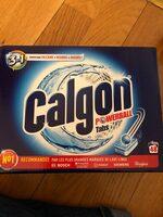 Calgon Powerball Tablets - Product - en