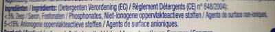 color gel - Ingredients
