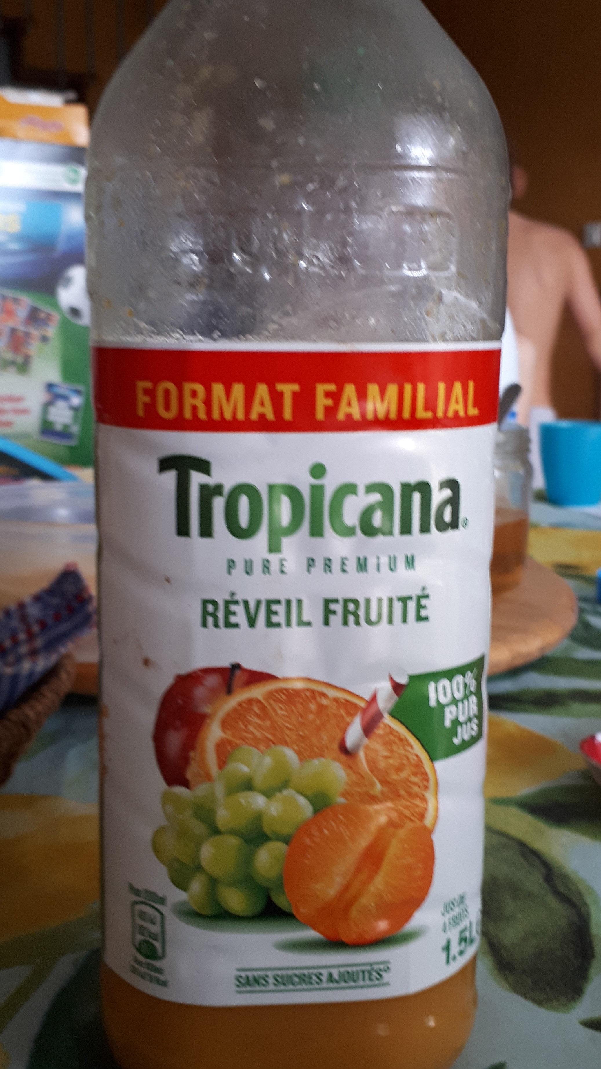 reveil fruité - Produit - fr