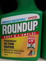 ROUNDUP Speed - Product - fr