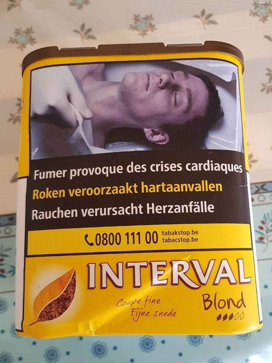 Tabac - Produit