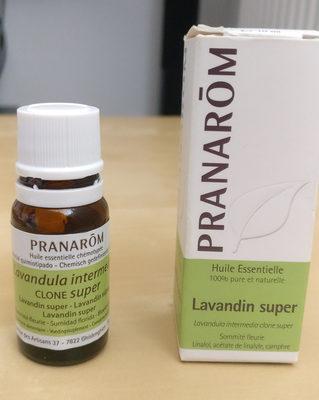 Lavandin super - Product