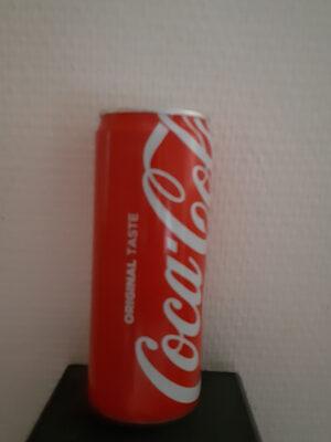 canette Coca-Cola - Product