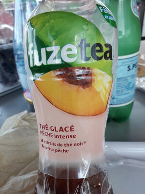 thé glacé pêche intense - Product
