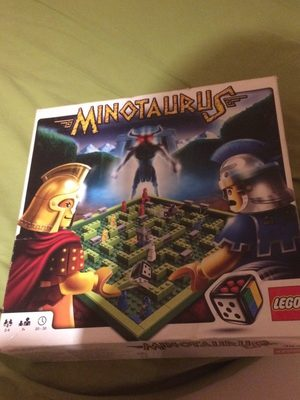 3841 - Minotaurus - Product