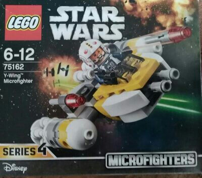 75162 - Y-wing microfighter (Star Wars) - Product - fr