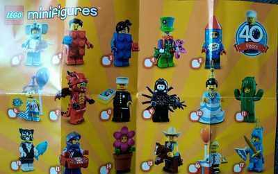 Lego star wars Y wing microfighter - Ingrédients
