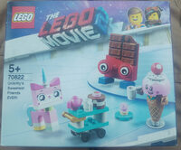 70822 - Unikitty's Sweetest Friends EVER  !  (The Lego Movie 2) - Product - fr