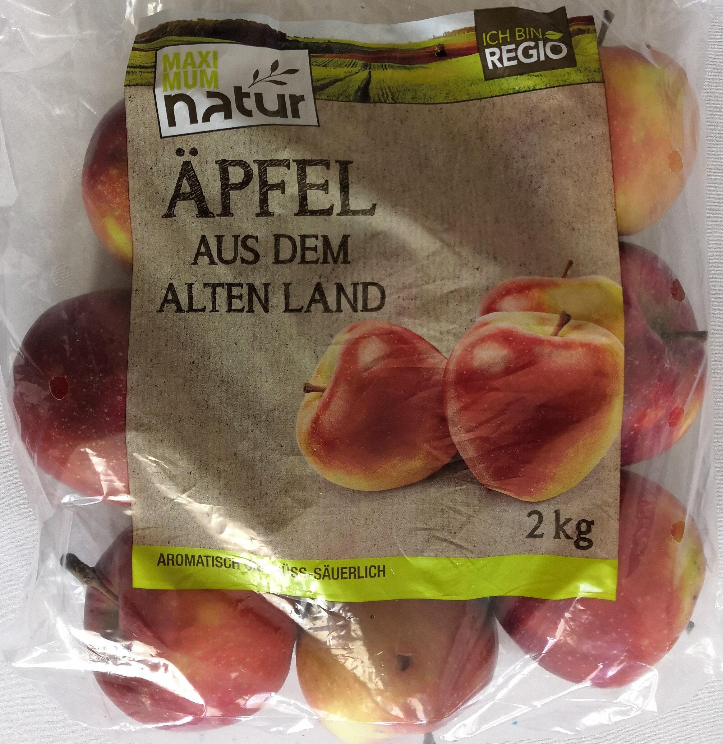 Maximum Natur Ich bin Regio Äpfel aus dem alten Land - Product - de