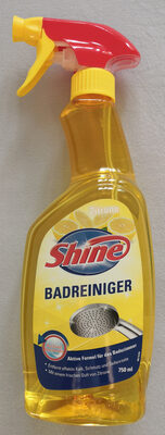 Shine Badreiniger Zitrone - Product - de
